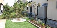 ガーデン・庭・天然芝