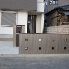 駐車場工事とアプローチ NO.10の施工写真3