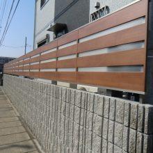 門まわりは明るく NO.21の施工写真3