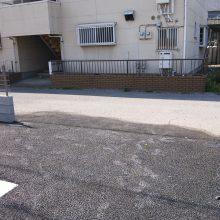 動物病院の駐車場工事完成です NO.141の施工写真0