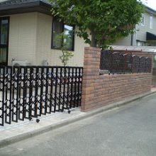 広い庭を有効活用したいお客様の希望でのエクステリア NO.151の施工写真2