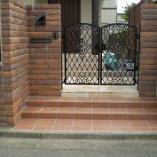 広い庭を有効活用したいお客様の希望でのエクステリア NO.151の施工写真0
