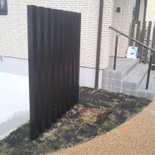 機能門柱 アクセンティア NO.182の施工写真3