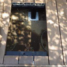 木漏れ陽がキレイなウッドデッキで癒される NO.221の施工写真2