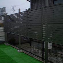 フェンスでがっちりガード NO.368の施工写真1