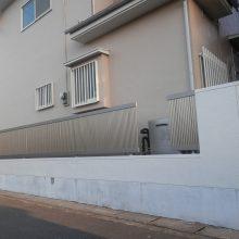 塀をリフォーム NO.416の施工写真2