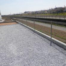 木調スタンプコンクリートの存在感 NO.424の施工写真0