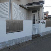 塀をリフォーム NO.416の施工写真