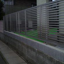 フェンスでがっちりガード NO.368の施工写真