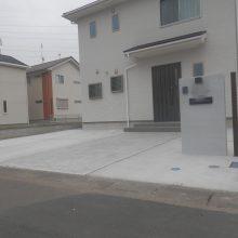 土間とスタンプコンクリート NO.508の施工写真