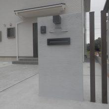 土間とスタンプコンクリート NO.508の施工写真1