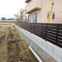 フェンスの交換で高級感UP! NO.538の施工写真3