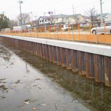河川工事 NO.570の施工写真0