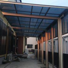 セルフィのカーポート工事  NO.599の施工写真1