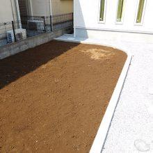 スタンプコンクリートの存在感 NO.578の施工写真2