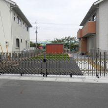 フェンスで作った愛犬の遊び場用スペース NO.598の施工写真1