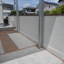 数種類のコンクリートを使い分け NO.615の施工写真1