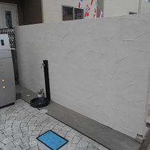 ヨーロピアンファンのスタンプコンクリート NO.643の施工写真2