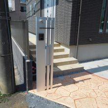 駐車場とフェンス工事 NO.638の施工写真0