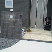 駐車場と建物周りの工事 NO.631の施工写真0