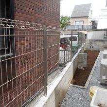 駐車場工事とスタンプコンクリート施工 NO.647の施工写真0