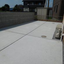 物置とウッドデッキでお庭をグレードアップ NO.652の施工写真0