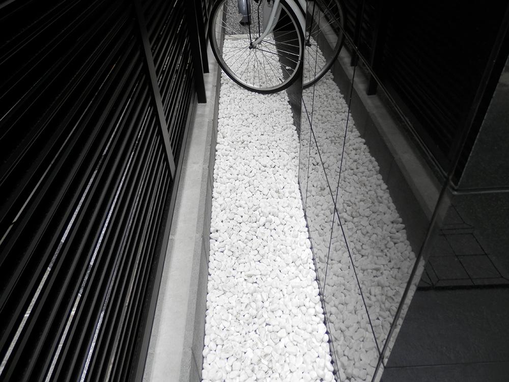 高級感満載のエクステリア NO.669の施工写真2