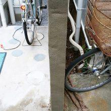 塀の修復工事 NO.688の施工写真1