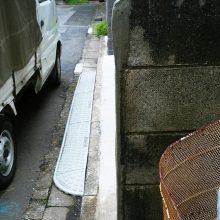 塀の修復工事 NO.688の施工写真0