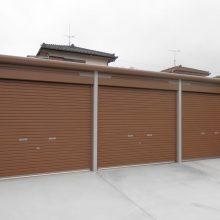3台分のガレージ NO.687の施工写真1