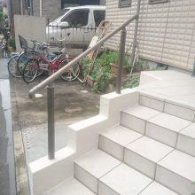 駐車場拡張工事 NO.689の施工写真1
