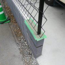 塀修復工事 NO.702の施工写真0
