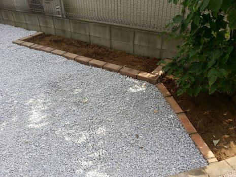 雑草対策ですっきり NO.701の施工後写真1
