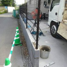 塀修復工事 NO.702の施工写真2