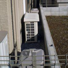 雑草対策とフェンス取付け NO.705の施工写真2