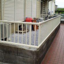 リフォームでフェンス取付け NO.703の施工写真2