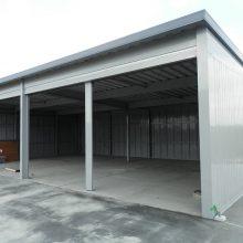 ガレージは基礎工事を正確に NO.712の施工写真0