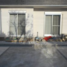ザバーンで雑草対策 NO.760の施工写真