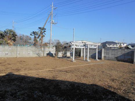 植栽を伐採伐根 NO.781の施工後写真2
