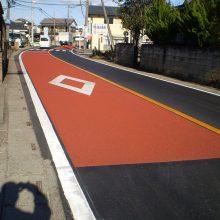 道路舗装復旧工事 NO.772の施工写真1
