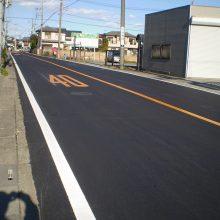 道路舗装復旧工事 NO.772の施工写真2