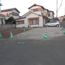 駐車場拡大いたしました NO.780の施工写真2