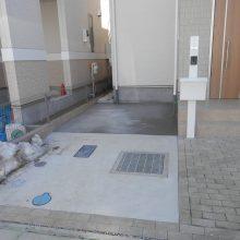 砂利を再利用 NO.807の施工写真メイン