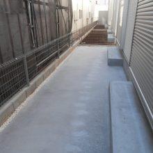 砂利を再利用 NO.807の施工写真2