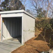 バイクのガレージ NO.826の施工写真0