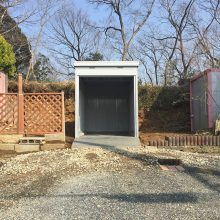バイクのガレージ NO.826の施工写真
