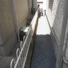 駐車場を両サイドに NO.860の施工写真0