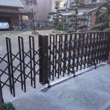 門扉交換 NO.850の施工写真
