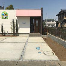 保育園の外構 NO.864の施工写真
