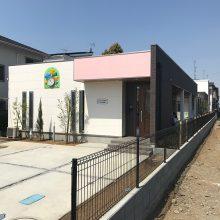 保育園の外構 NO.864の施工写真0